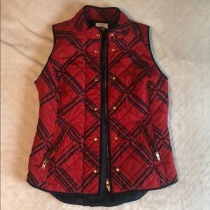 Crown & Ivy XS women's Quilted Vest